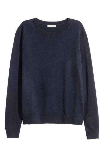 Кашемировый свитер H&M