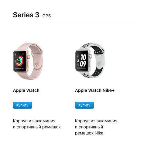 Apple Watch - Модель на стадии утверждения