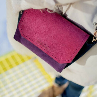 Дизайнерские сумки ANNA GREEN