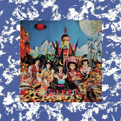The Rolling Stones. Their Satanic Majesties Request (LP)