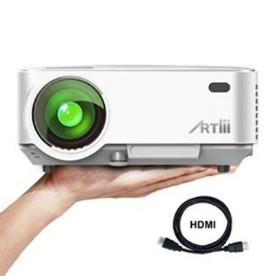 Artlii LED Mini Projector