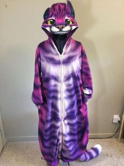Cheshire Cat Kigurumi
