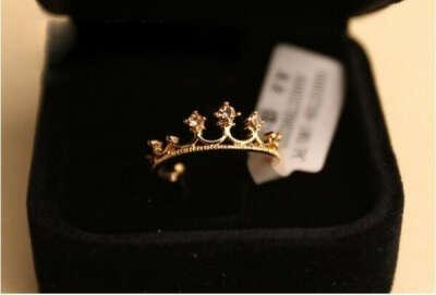 """кольцо""""корона"""""""