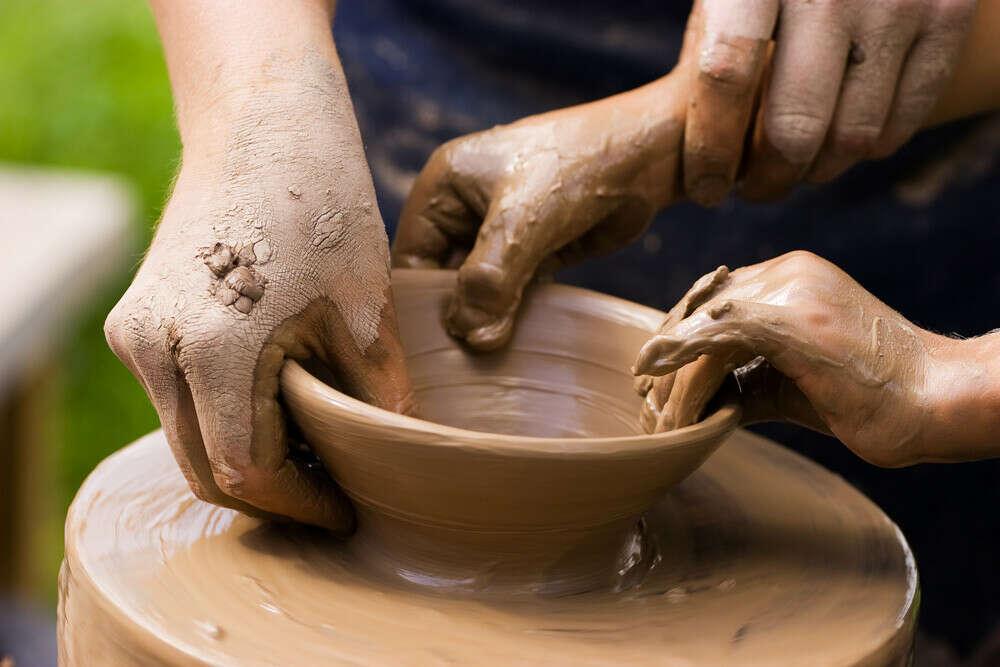 Класс по керамике
