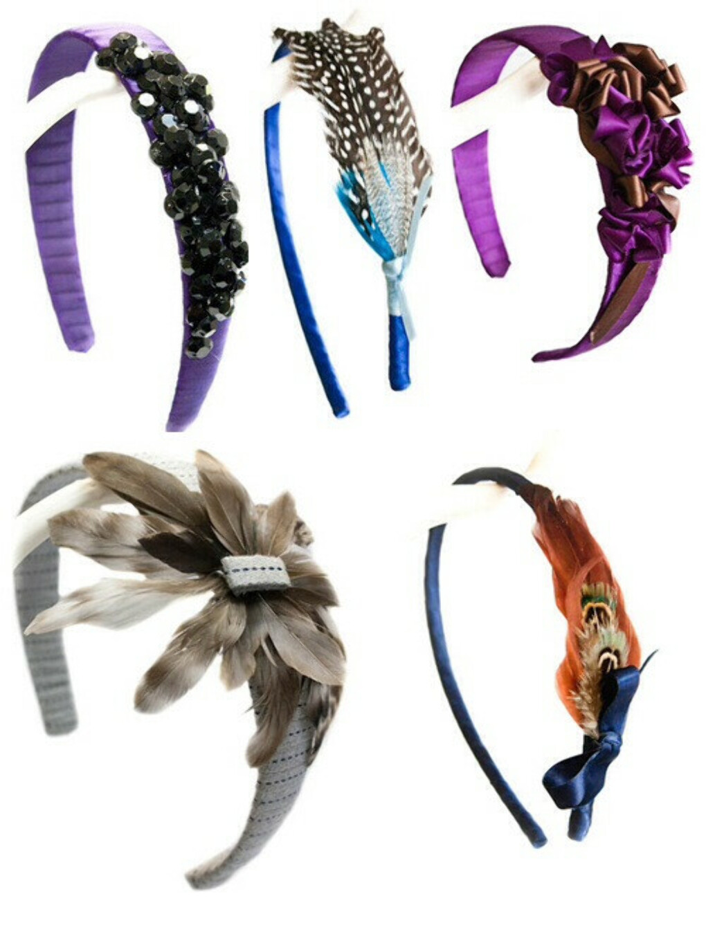 Bunch of Headbands