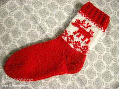 Хочу 1 пару тёплых носочек для мамулечки