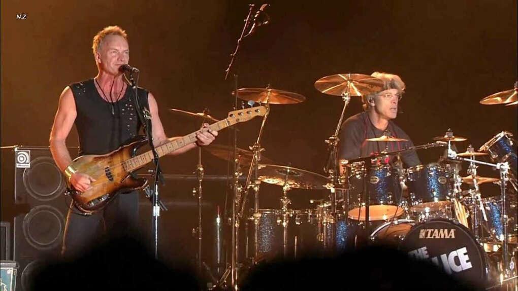 Побувати на концерті Sting