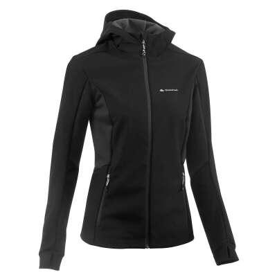 Куртка софтшелл для горного треккинга женская