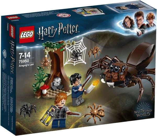 LEGO / Конструктор LEGO Harry Potter 75950 Логово Арагога