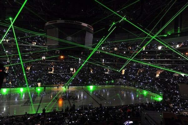 Попасть на матч NHL