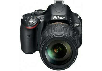 профессиональный фотоапарат
