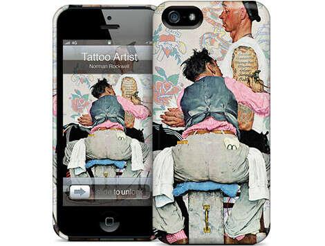 Чехол для iPhone 5 Tattoo Artist by Gelaskins