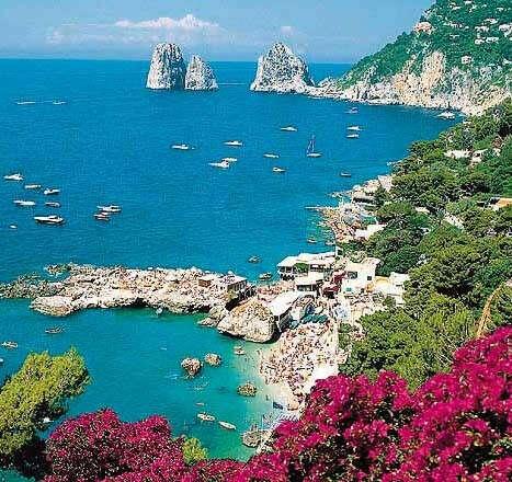 о. Капри, Италия