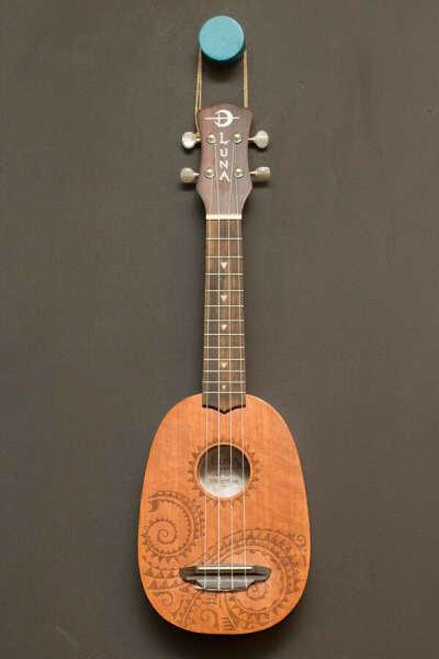 Гавайская гитарка
