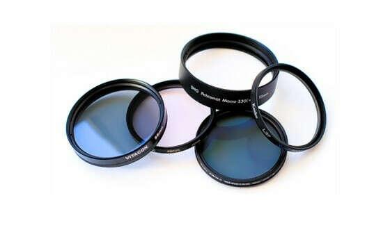 Защитный и другие фильтры для объектива (AF-S Nikkor 24-105)