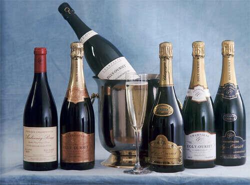 Шампанское брют