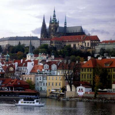 Посетить Прагу, Чехия