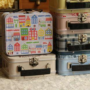 Металлические чемоданчики