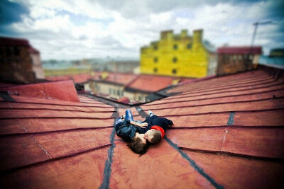 Хочу на крышу...