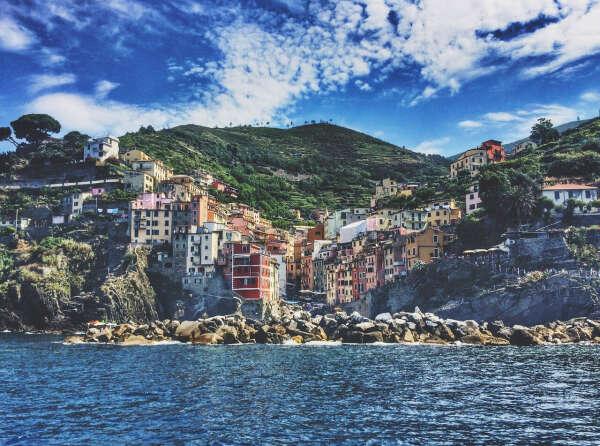 Я хочу в Италию