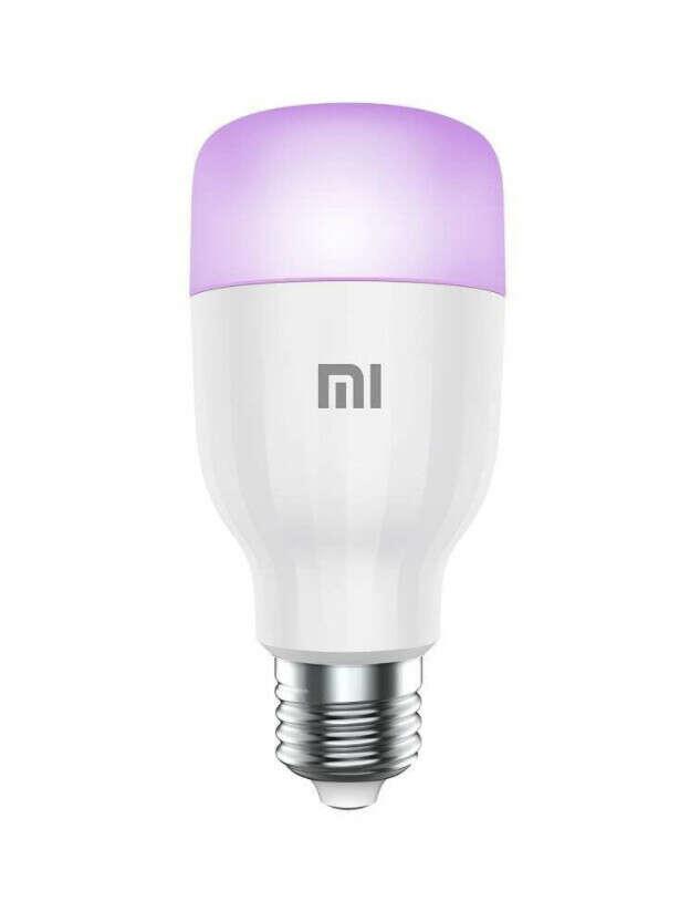Умная лампочка XIAOMI Mi LED Smart Bulb Color E27