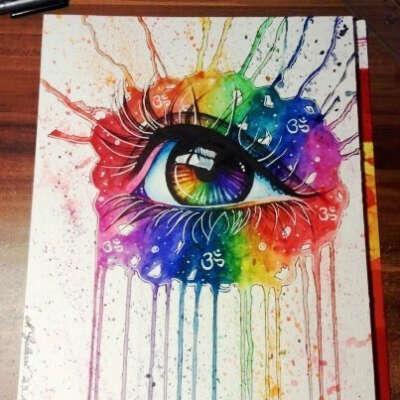 Хочу научится безумно красиво рисовать