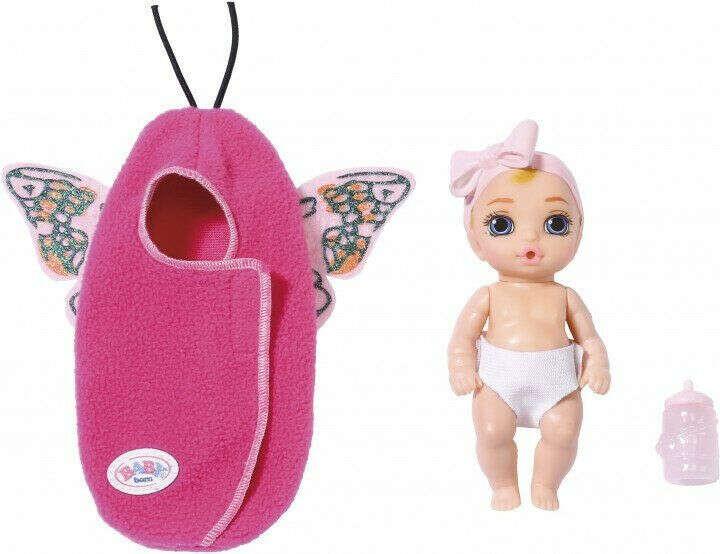 Игровой набор с куклой Baby Born Очаровательный Сюрприз Zapf Creation (904060)