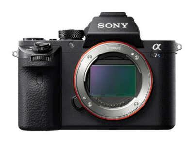 Фотоаппарат Sony Alpha A7S II Body купить недорого с доставкой в интернет магазине S-Centres в Санкт-Петербурге