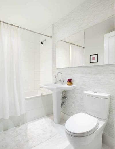 закончить ремонт в ванной комнате