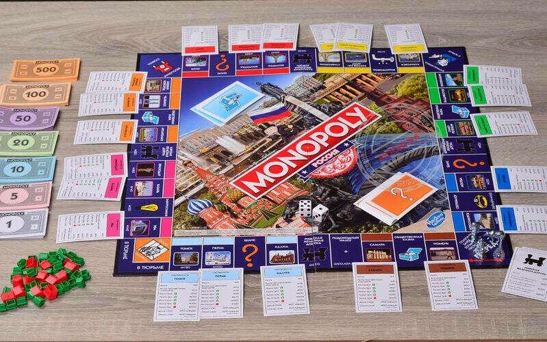 Сыграть в монополию