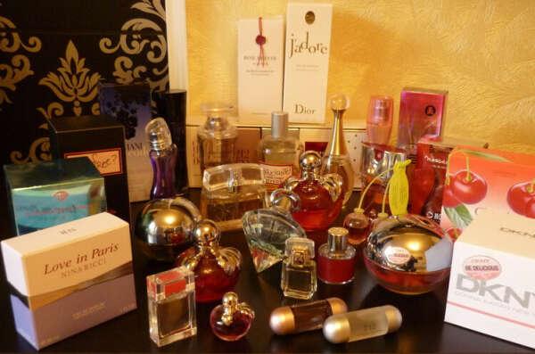 хочу коллекцию парфюма