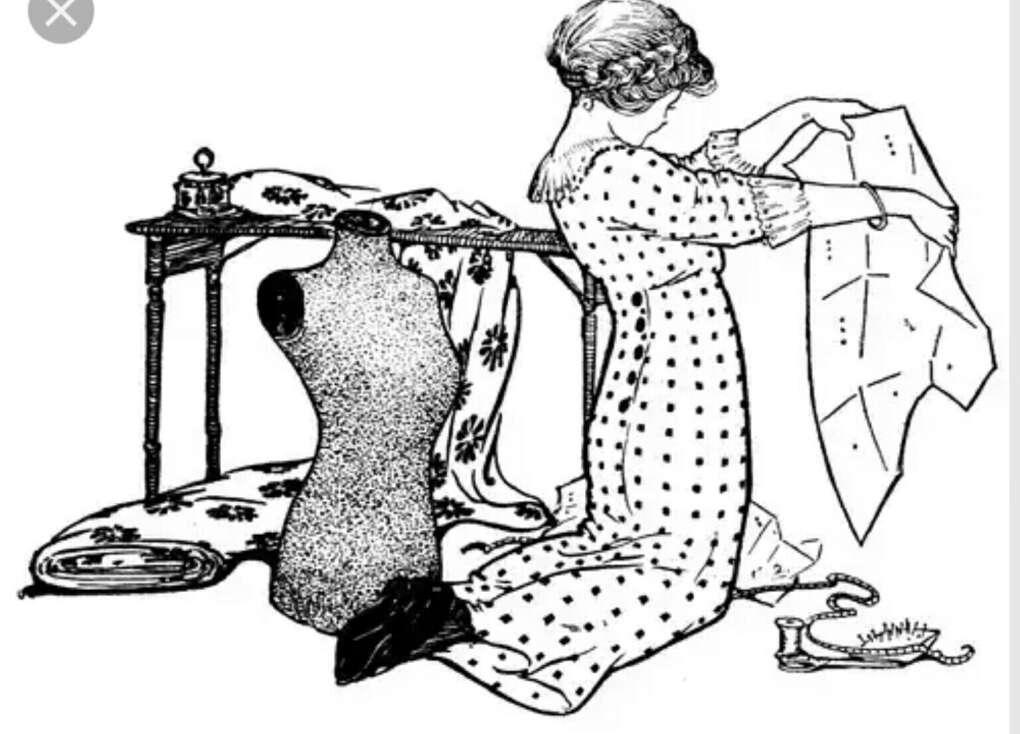 Научиться кроить и шить