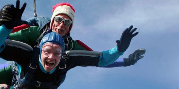 Тандем прыжок - Авиа-Союз Майское Прыжки с парашютом Полёты на самолетах