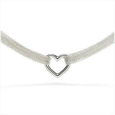 Колье Tiffany & Co с сердцем