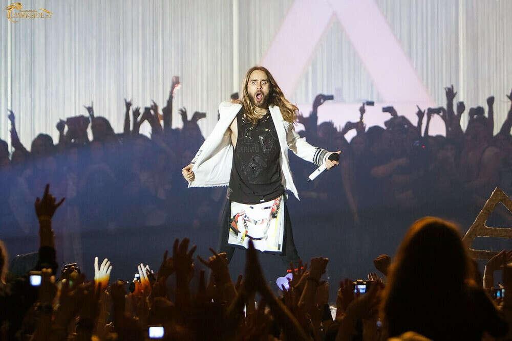хочу на концерт 30 Second to Mars
