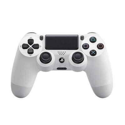 Геймпад DualShok4 White