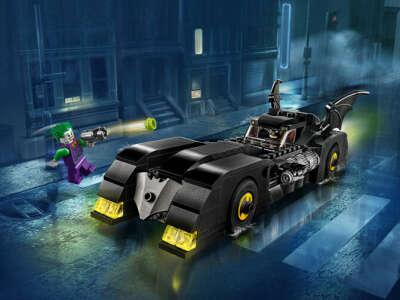 Lego: Бэтмобиль: Погоня за Джокером