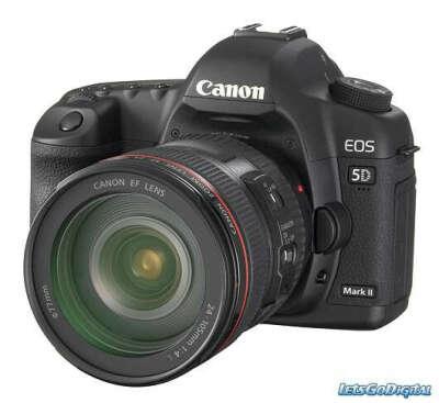 Хочу фотоаппарат Canon 5d mark II