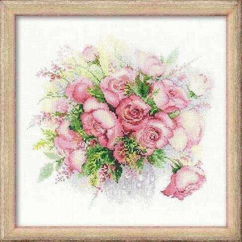 «Акварельные розы»