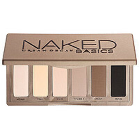 Палетка матовых теней Naked Basics