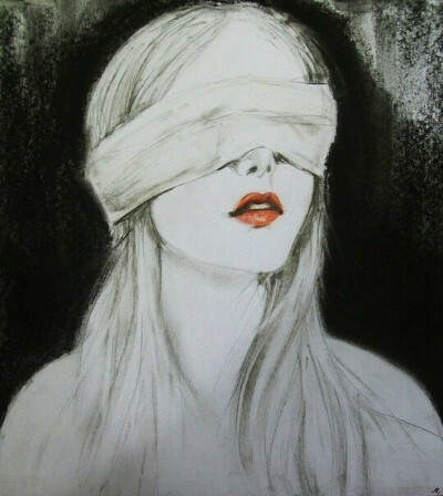 One day to be blindfolded