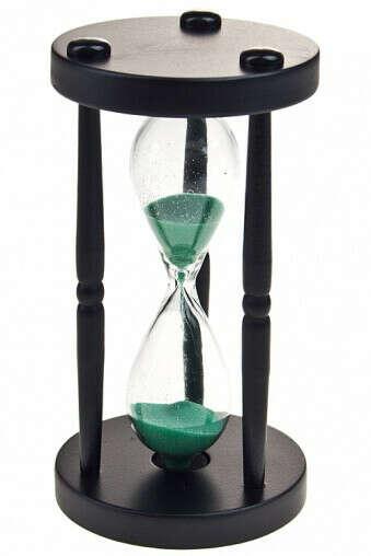 Часы песочные «2 минуты»