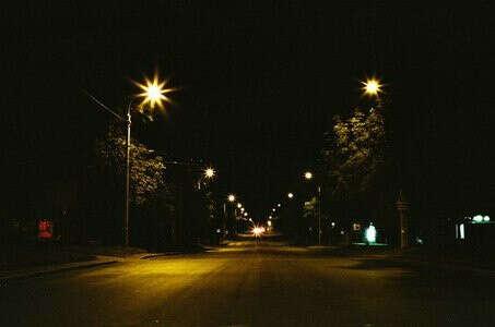 Гулять по вечерам