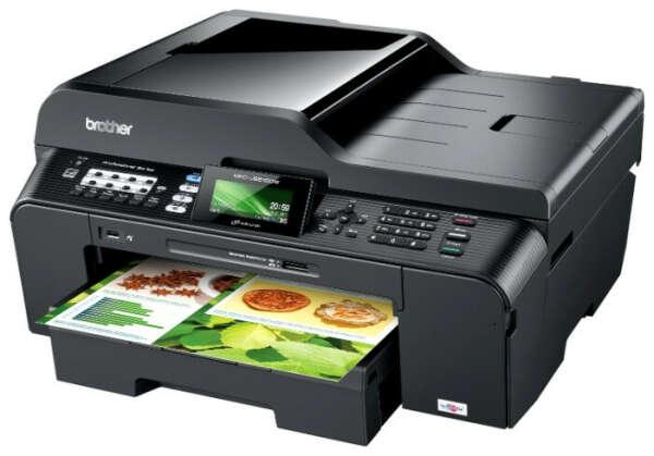 МФУ цветное (принтер, сканер, копир)