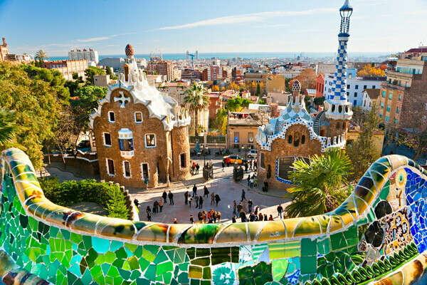 Испания (Барселона)