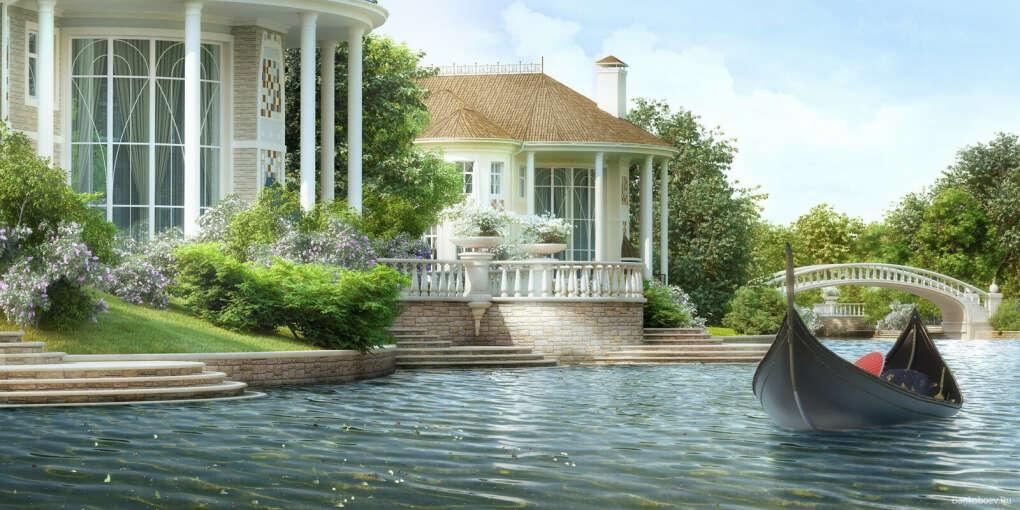 Хочу дом мечты