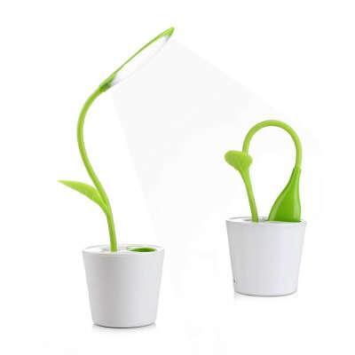 Портативная диодная лампа-цветок