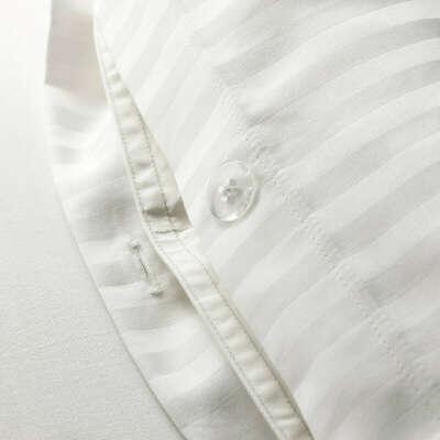 Постільна білизна білого кольору - IKEA