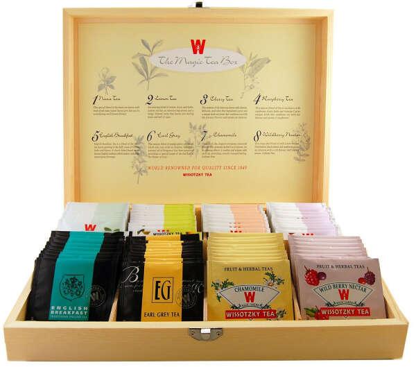 Magic Tea Box