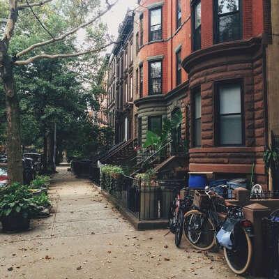 Пожить в Нью-Йорке